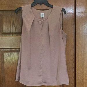 Cabi button blouse.